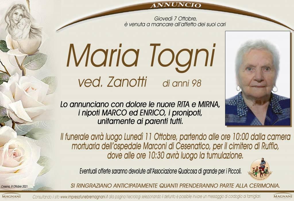 Maria Togni